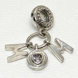 Pandora Perfect Mom Charm Dangle Bead #797059NSP